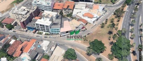 Terreno À Venda, 952 M² Por R$ 2.000.000,00 - Garibaldi - Salvador/ba - Te0616