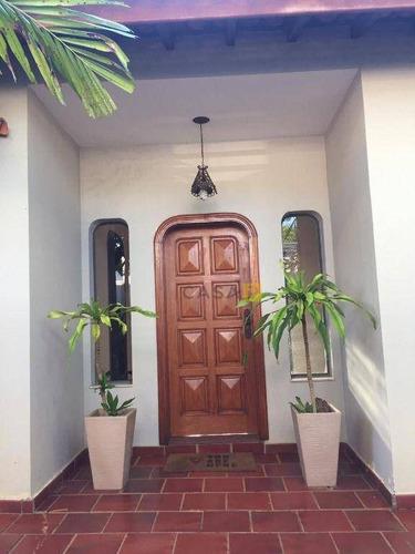 Casa Com 3 Dormitórios À Venda, 190 M² Por R$ 1.700.000,00 - Vila Pavan - Americana/sp - Ca1047