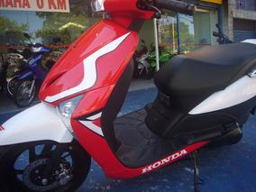 Honda Lead 110 Vermelha 2012 R$ 6.999 (11) 2221.7700