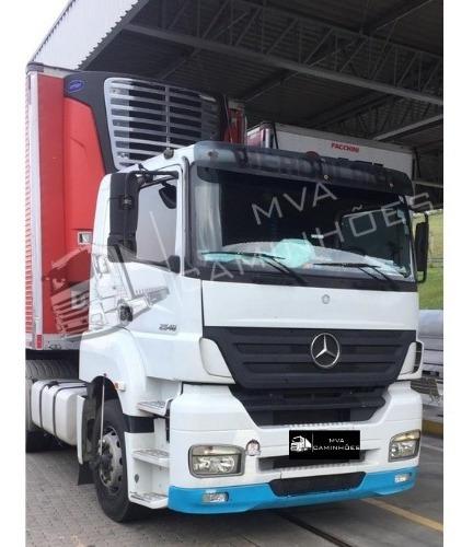 Caminhão Mercedes 2540 - 6x2 T