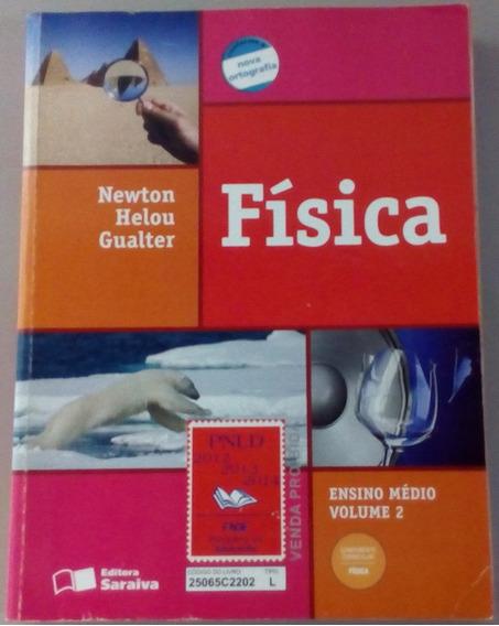 Livro Física Ensino Médio Volume 2