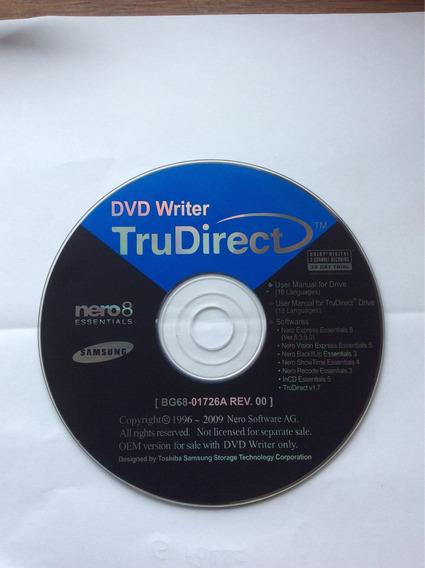 Dvd De Instalação Trudirect
