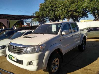 Toyota Hilux 3.0 Std 4x4 Cd 2012