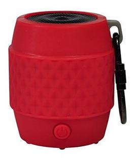 Rojo Portatil Llavero Inalambrico Inalambrico Mb4 Bluetooth