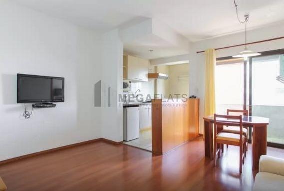 05908 - Flat 1 Dorm, Moema - São Paulo/sp - 5908