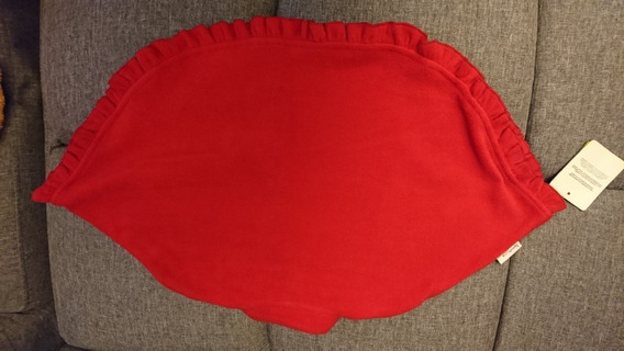 Capa Roja De Polar