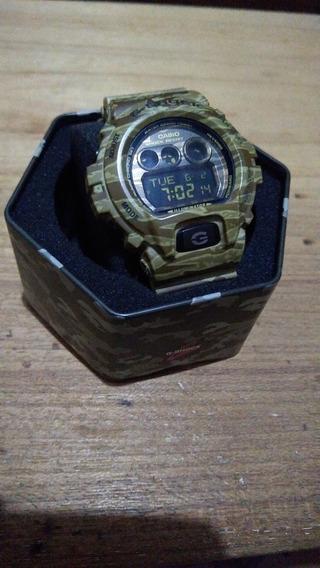 Relógio Casio G-shock Gd-x6900cm Camuflado