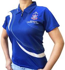 Camisa Polo Feminina Oficial Corinthians no Mercado Livre Brasil b8ab106bec340