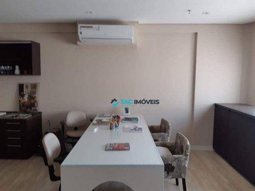 Imagem 1 de 6 de Sala Para Alugar, 40 M² Por R$ 1.990,00/mês - Vila Itapura - Campinas/sp - Sa0193