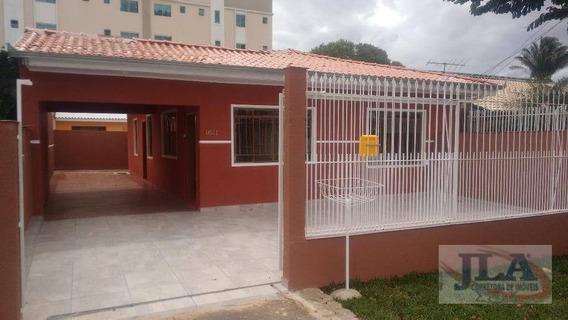 Casa Comercial Na Rua Nª Srª Nazaré, Boa Vista, Para Locação. - Ca0133