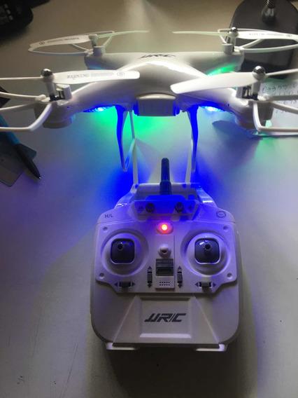 Drone Jjrc Com Bateria Para 20 Minutos De Voo Com Wi-fi