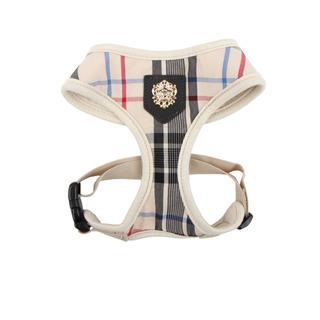 Puppia Authentic Junior Harness A, Beige, Mediano