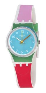Reloj Swatch Lw146. Nuevo, Envío Gratis- Gtia Internacional.