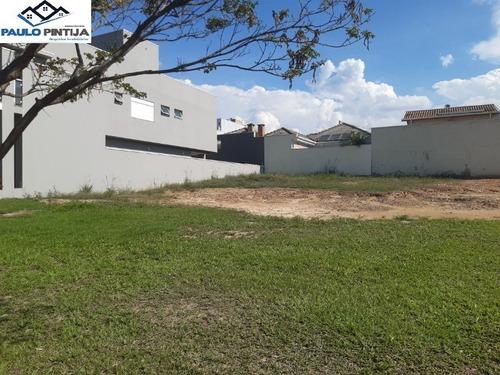 Imagem 1 de 13 de Lote De 300m (10 X 30m) No Condomínio Fechado Jardim Terra Nobre Em Indaiatuba - Te01571 - 69264994