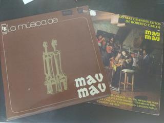 Mau Mau Discos Vinílo Pack X2