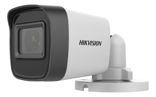 Camera Bullet 1080p 2mp 4x1 2.8mm Ds-2ce16d0t-itpf Hikvision