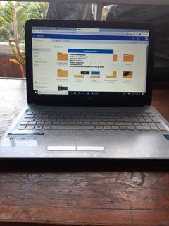 Laptop Hp Notebook Tpn-c125 (con Maletín De Regalo)