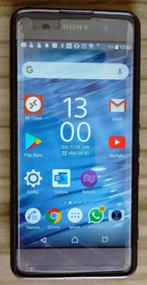 Celular Xperia Xa F3116 2gb 16gb 13px - Preto