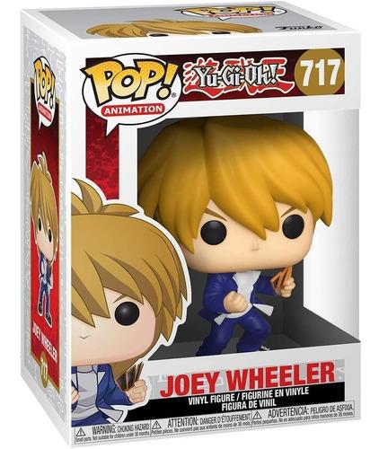 Funko Pop! Yu-gi-oh - Joey Wheeler - #717