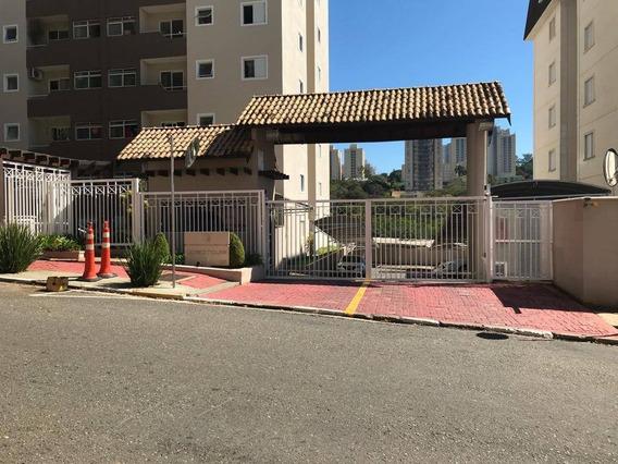 Apartamento Com 2 Dormitórios À Venda, Aceita Permuta Casa Por R$ 380.000 - Mansões Santo Antônio - Campinas/sp - Ap2986