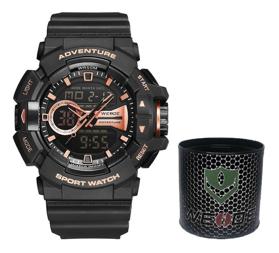 Relógio Masculino Weide G-shock Original Barato Dj0094