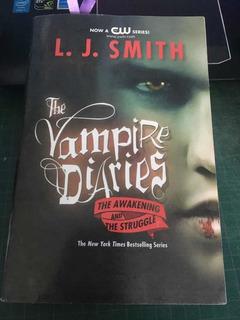 Libro 2 En 1 The Awakening & Struggle The Vampire Diaries
