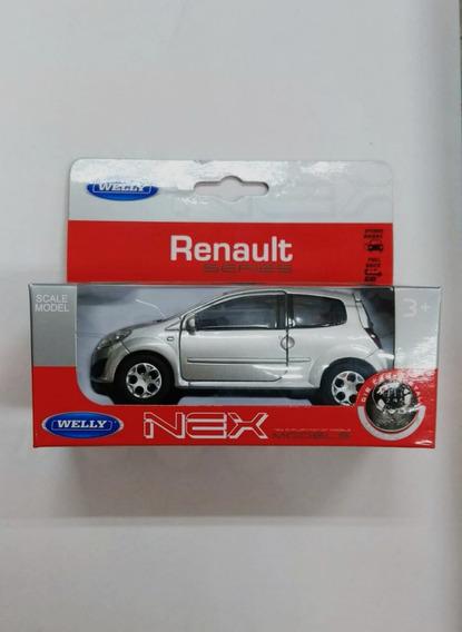 Auto Welly Escala 1:36 Renault 42393w Distribuidora Lv
