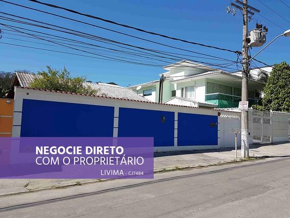 Casa De Condomínio À Venda Na Rua Nelson Chaves, Taquara, Rio De Janeiro - Rj - Liv-2955