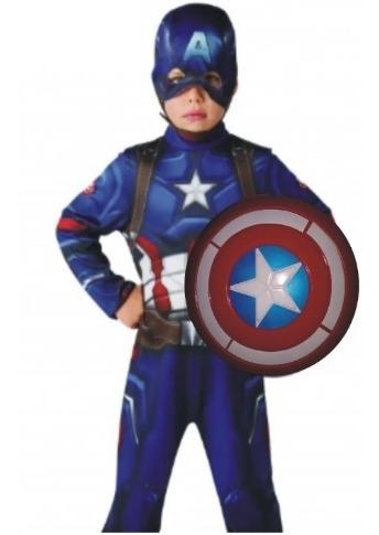 Escudo Capitán América .avengers Promo  2 Unds X 1.699