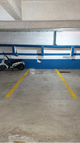 Imagem 1 de 5 de Garagem Privativa, Pompéia, Santos - R$ 40 Mil, Cod: 3769 - V3769
