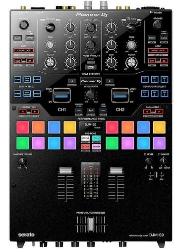 Dj Mixer Pioneer Djm-s9 Professional 2-channel Serato