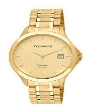 Relogio Masculino Technos Classic 1s13bwtdy/4x Com Garantia