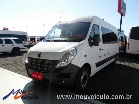 Renault Master 2.3 Dci Std Médio 2017/2018 Branco