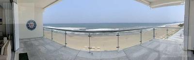 Cad Ocean Front 801. De Playa. Terraza Con Vista Al Mar. Máximo 10 Personas
