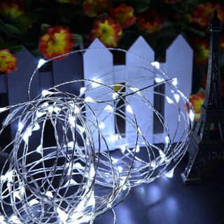 Serie Led Extensión Decoración Bar Jardín Hogar Boda Fiesta Navidad Luces Decorativas De Ratán Alta Calidad