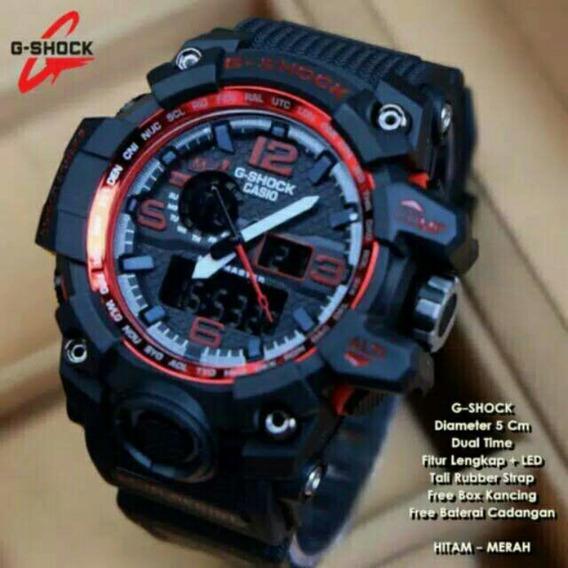 Relógio Masculino Casio G-shock Preto Oferta Pronta Entrega