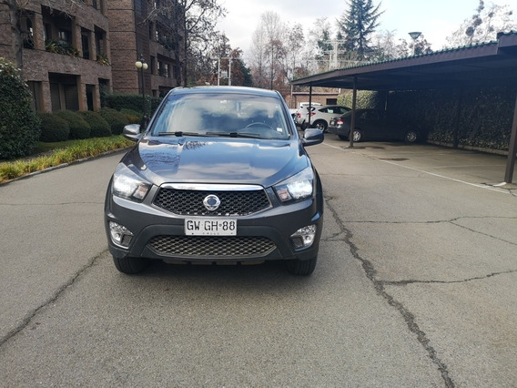 Ssangyong Actyon Sport Semi Full Mecánica