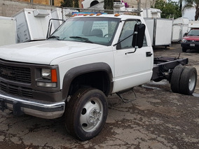 Chevrolet 3500 Hd Modelo 2005 Chasis Cabina