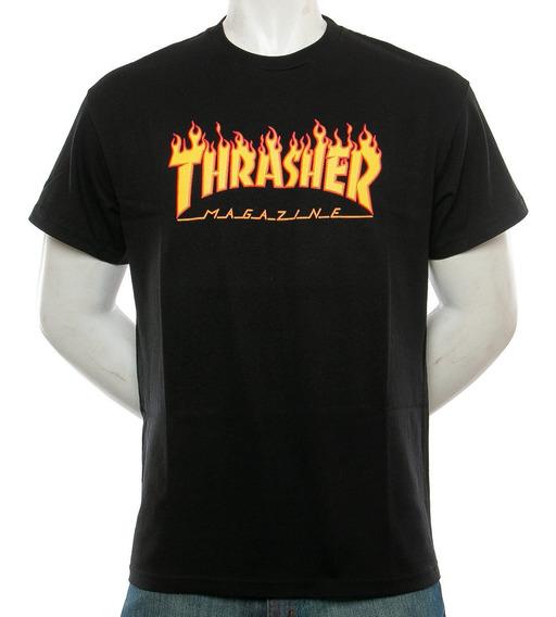 Remera Flame Thrasher Fluid Tienda Oficial
