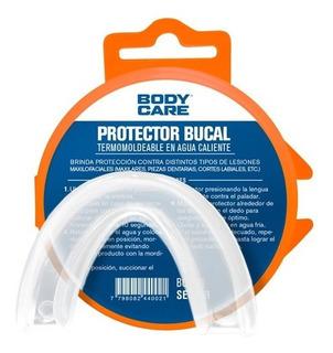 Protector Bucal De Polimero Thermoldeable Body Care Bruxismo