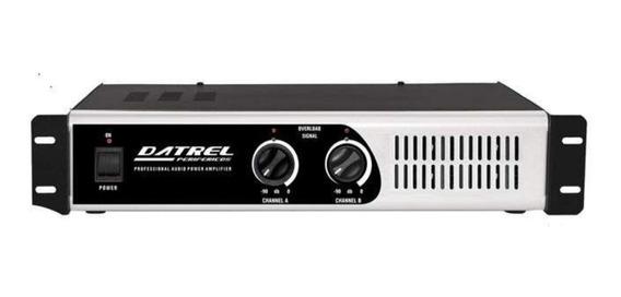 Amplificador Potência Profissional 1000w Rms Oferta