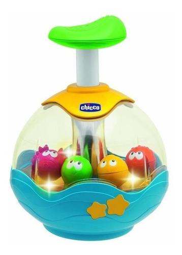 Chicco Centro De Actividades Aquarium Spinner