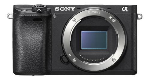 Sony Alpha 6400 16-50mm OSS Kit sin espejo color negro