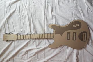 Guitarra Artesanal 100% Espejo