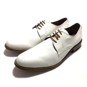 cad63799 Zapatos Blancos Hombre Vestir - Mocasines y Oxfords en Mercado Libre ...
