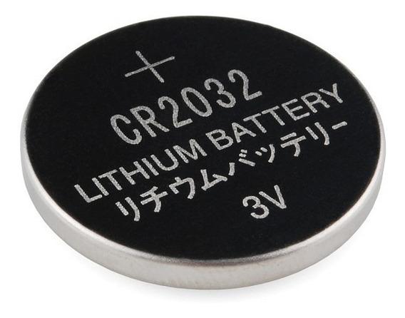 1 Pc Bateria Cr2032 Litio 3v