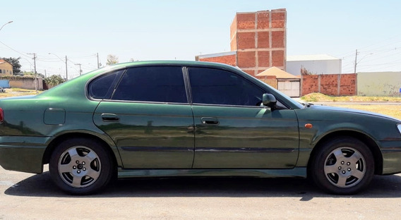 Subaru Legacy 2.5 Gx 4x4 Aut. 4p 2000