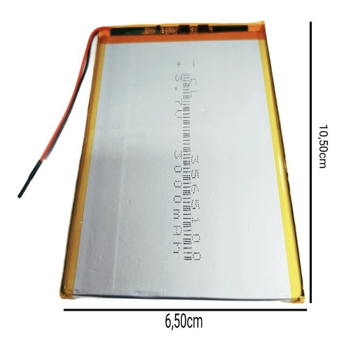 Bateria Pila Tablet China 3000mah