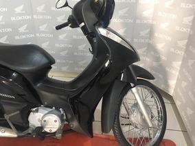 Honda Biz 125 Es 2011 Preta Flex