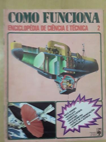 Pl163 Revista Fasc Como Funciona Nº2 Batiscafo